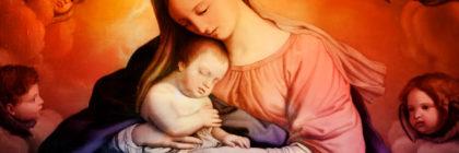Богородице, Дево радуйся – молитвы ко Пресвятой Богородице