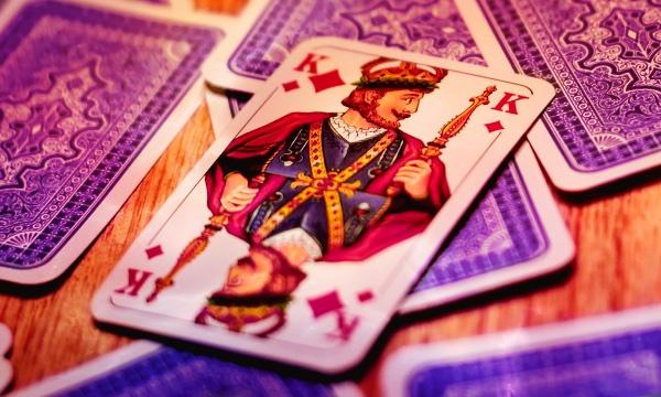 Гадание на игральных картах Что он думает обо мне