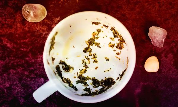 Гадание на чае онлайн бесплатно
