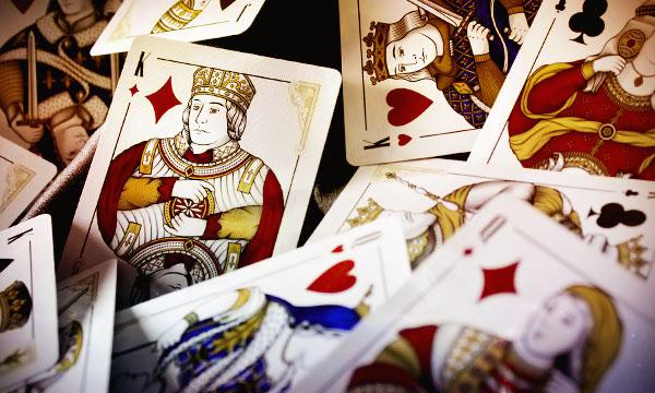 гадание на игральных картах онлайн бесплатно