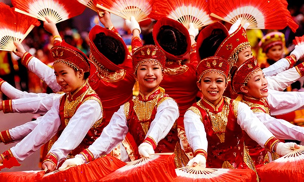 фото встреча Китайского Нового года и приметы