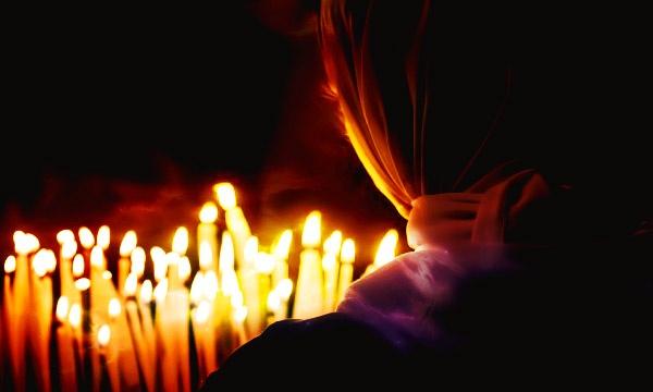 молитва за упокой души усопшего