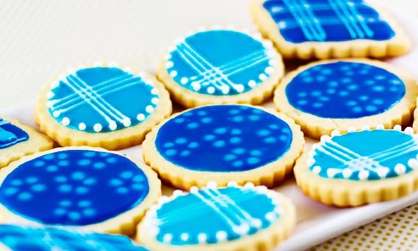 Песочное печенье на маргарине рецепт с фото