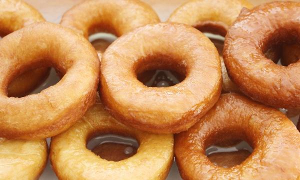пончики на кефире рецепт с фото
