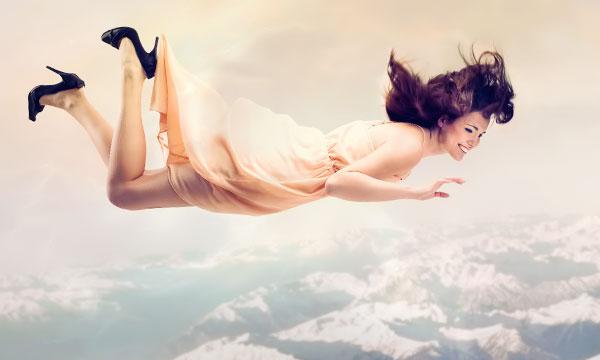 к чему снится летать во сне