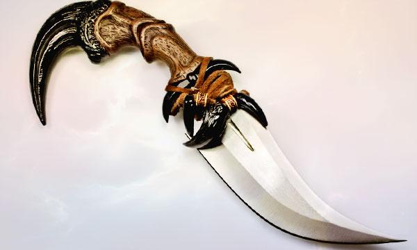 нож к чему снится