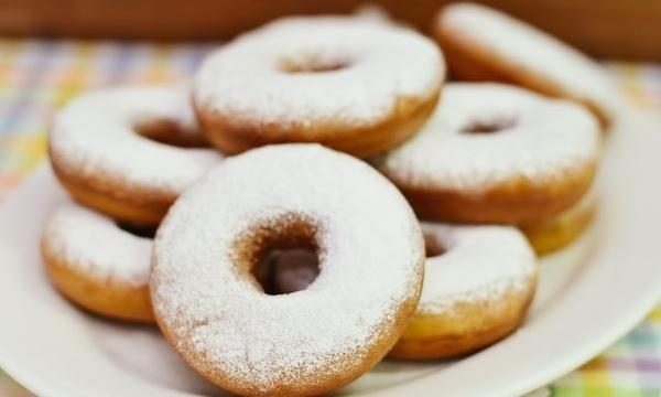 Творожные пончики жареные в масле рецепт на скорую руку