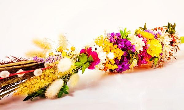 Неделя цветоносная