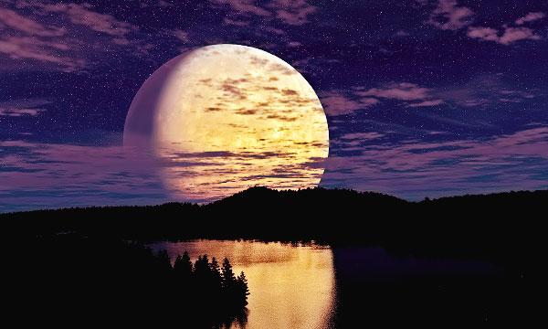 четырнадцатый лунный день