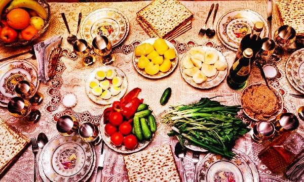 Песах Еврейская Пасха