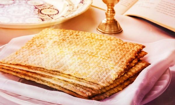 Песах кошерный хлеб