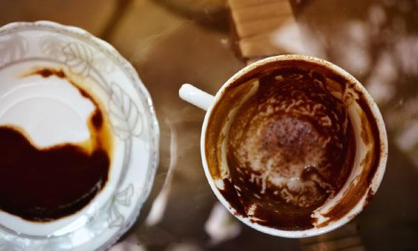 гадание на кофейной гуще как гадать на кофе