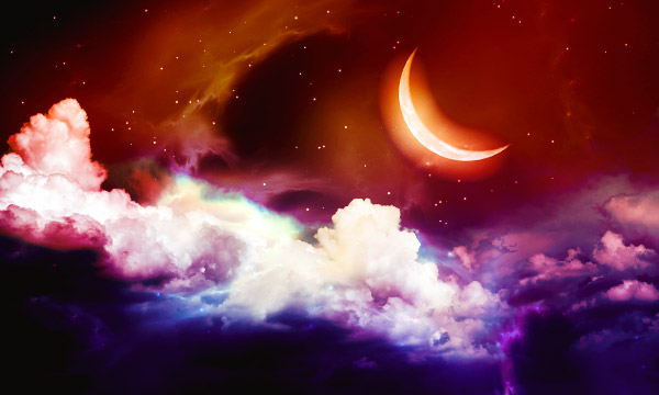 Лунные сутки (дни): характеристика и влияние на человека