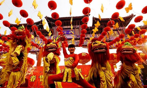 Традиции Китайского Нового года и приметы