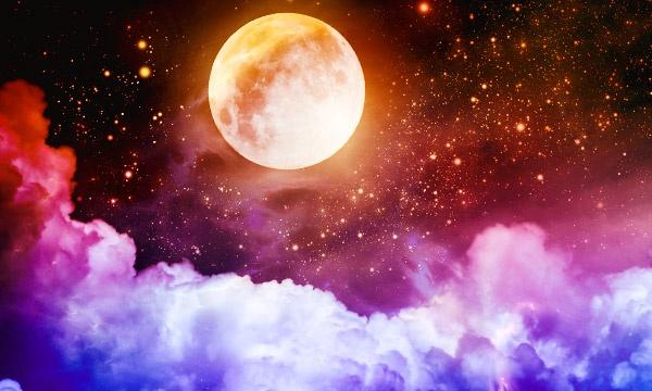 Лунный календарь на год