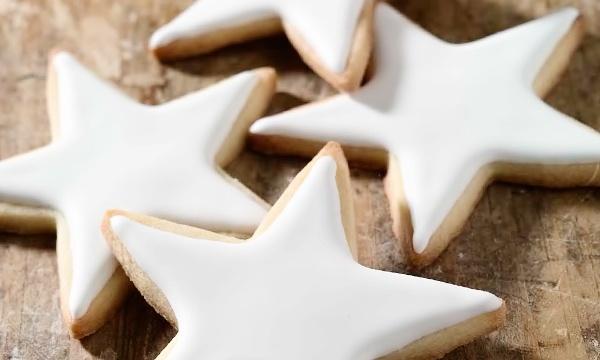 печенье песочное на сливочном масле рецепт с фото