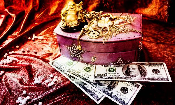 На деньги и на удачу 13