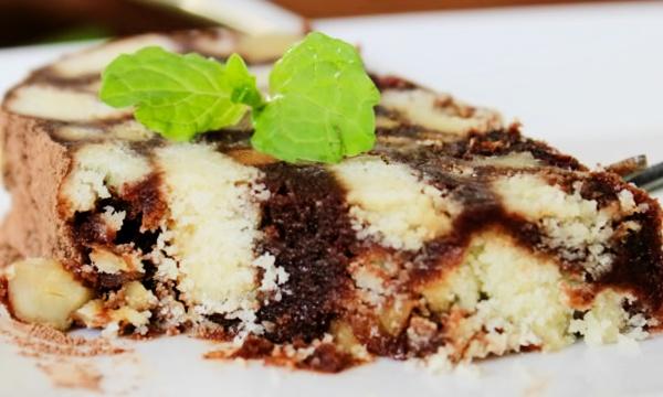 шоколадная колбаса рецепт с фото
