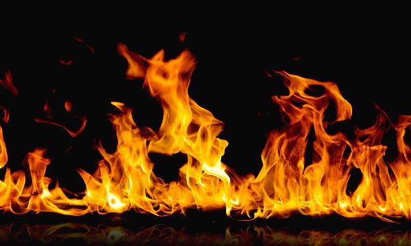 пожар к чему снится